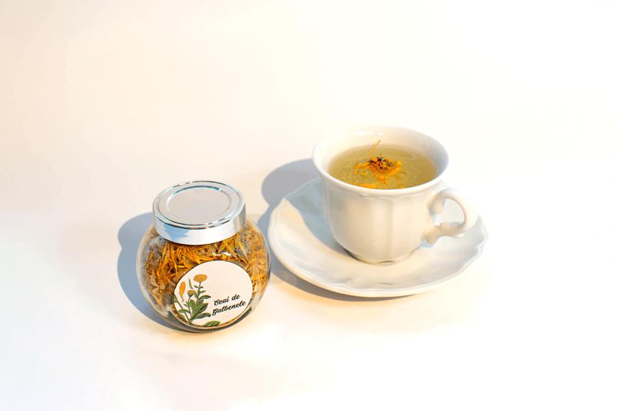 ceai_de_galbenele